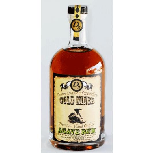 Gold Miner Agave Rum