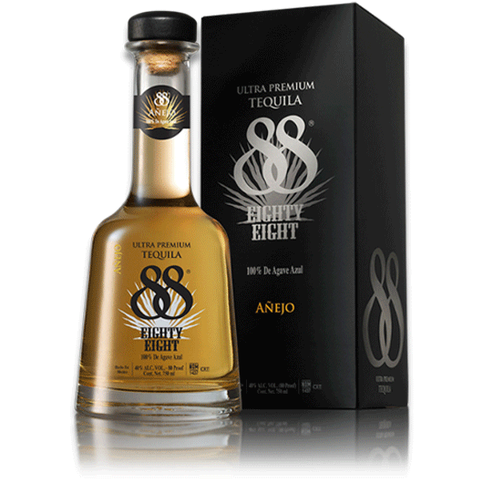 88 Anejo Tequila 100% Blue Agave