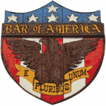 Bar Of America Logo Shield