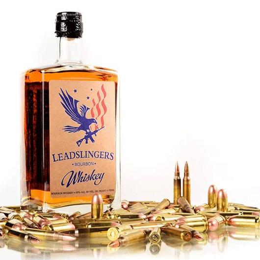 Leadslingers Bourbon Whiskey