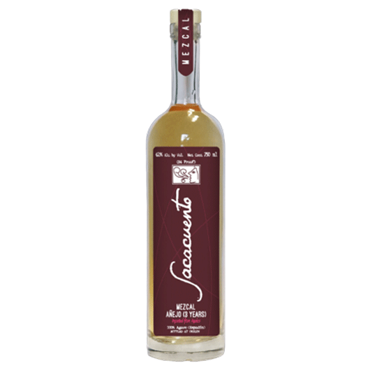 Sacacuento 3 Years Anejo Mezcal