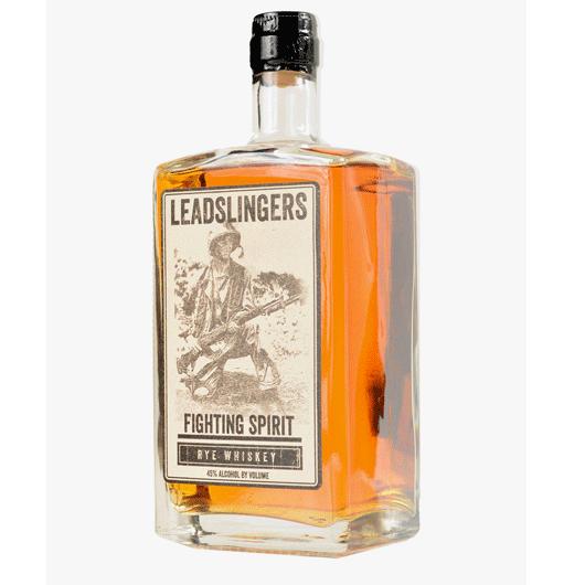 Leadslingers Rye Whiskey