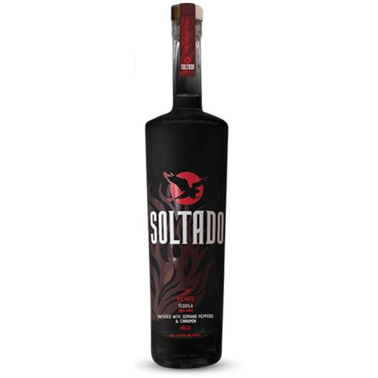 Soltado Añejo Spicy Tequila