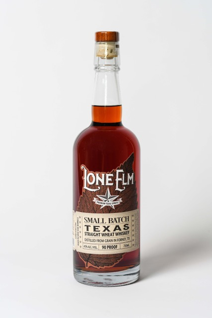 Lone Elm Small Batch Whiskey