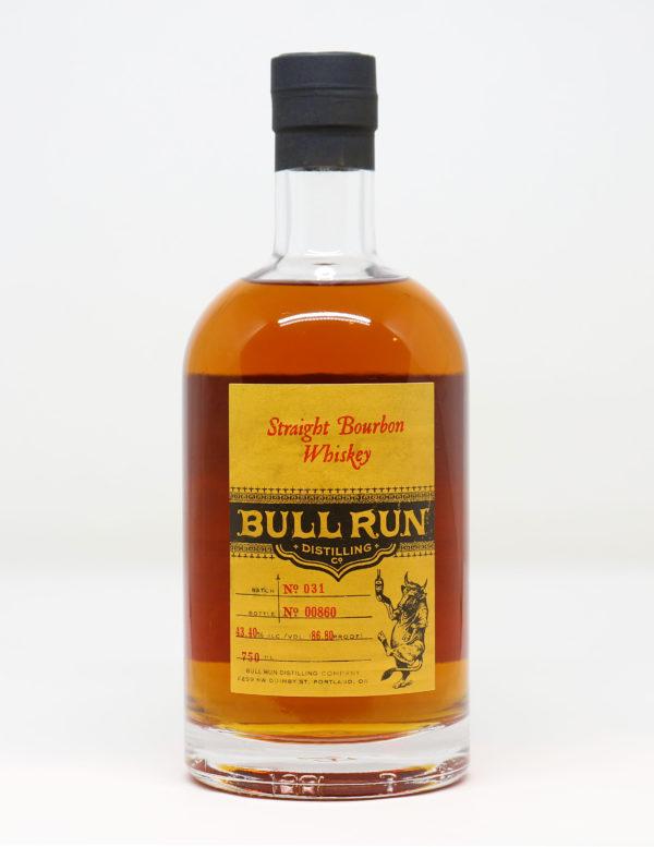 Bull Run Straight Whiskey (shadow_background) copy