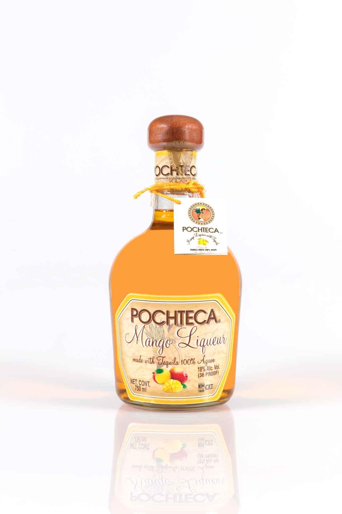 Pochteca Mango Liqueur