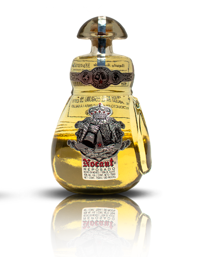 Nocaut Reposado Tequila 750ml