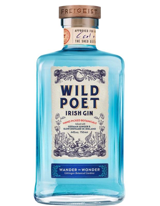 Wild  Poet Irish Gin