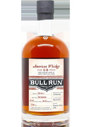 Bull Run Distilling Whiskey