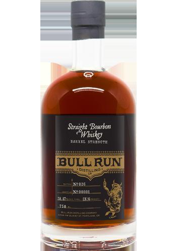 Bull Run Straight Bourbon