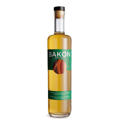 Bakon Rosemary Vodka